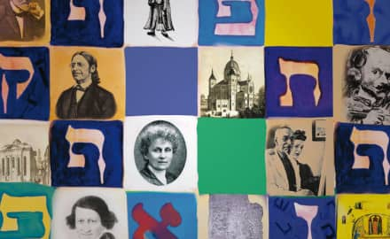 Yiddish between Norway and Poland